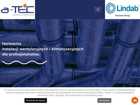 A-TEC Centrale wentylacyjne