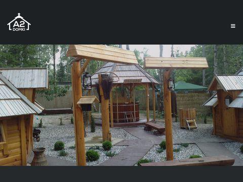 A2 Sauny Ogrodowe