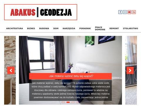 Geodeta Nowy S膮cz