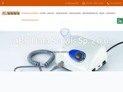 ABC Data Serwis Sp. z o.o. serwis sprzętu