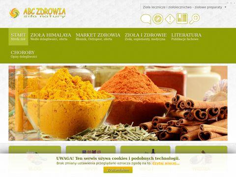 Zio艂a - Zio艂olecznictwo - ABC Zdrowie i 呕ycie