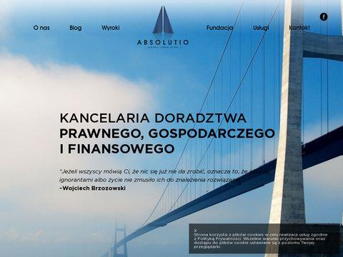 Www.absolutio.pl