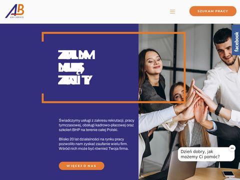 AB Outsourcing bhp Starogard Gdański