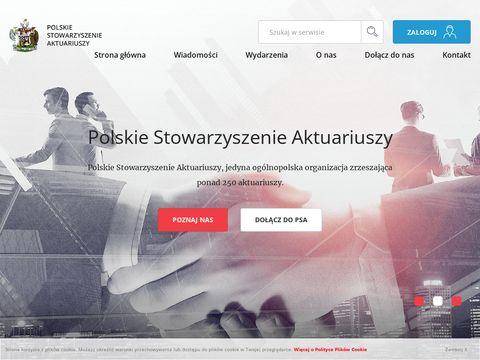 Polskie Stowarzyszenie Aktuariuszy