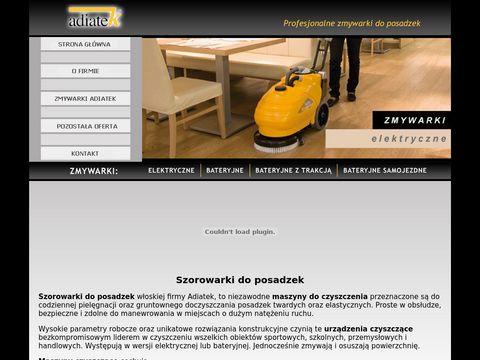 Maszyny czyszczÄ…ce - adiatek.net.pl