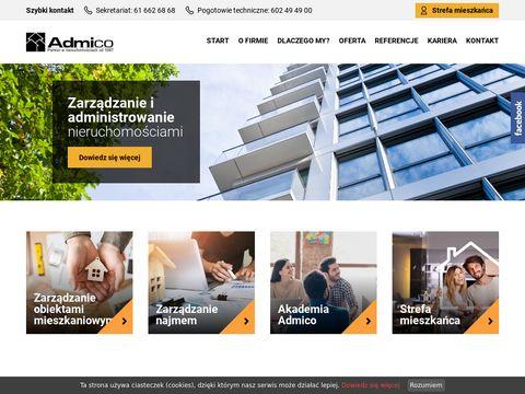 Dobre biuro nieruchomości - Poznań | ADMICO