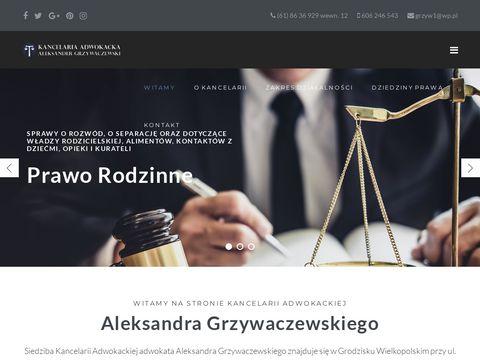 Adwokat Grodzisk Wlkp.
