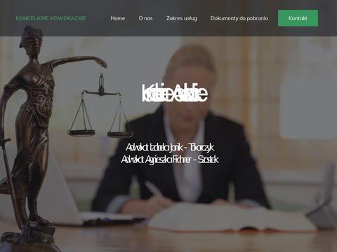 Kancelaria adwokacka Nowy SÄ…cz