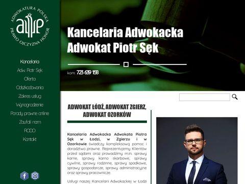 Adwokat Zgierz Adwokat 艁贸d藕