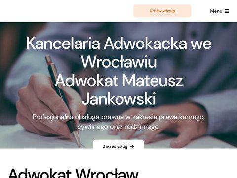 Adwokat Wrocław rozwód