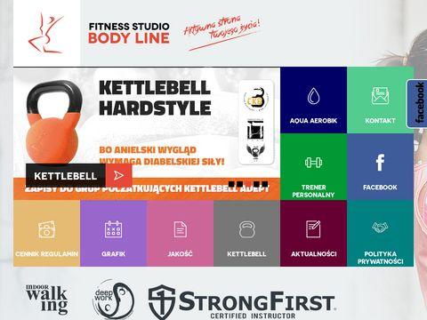Fitness Studio: Body Line - aerobik.bytom.pl - Aerobik Bytom - Aqua Aerobik - Step