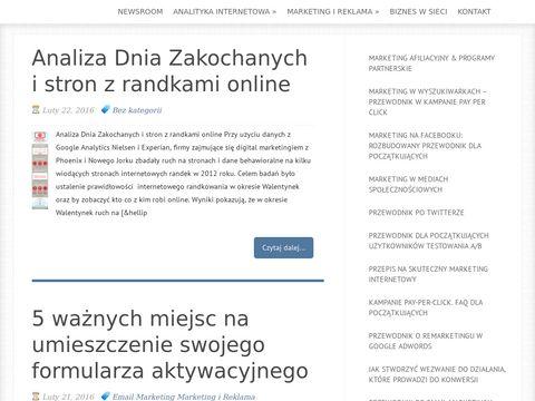Afilioteka - serwis o promocji w internecie