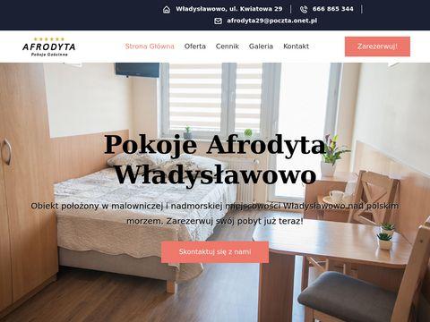 Pokoje AFRODYTA - Władysławowo