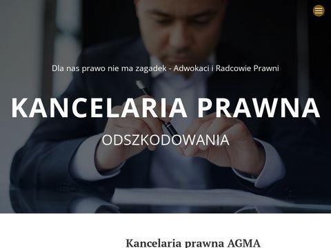 AGMA&COMPANY Bezpłatna pomoc prawna