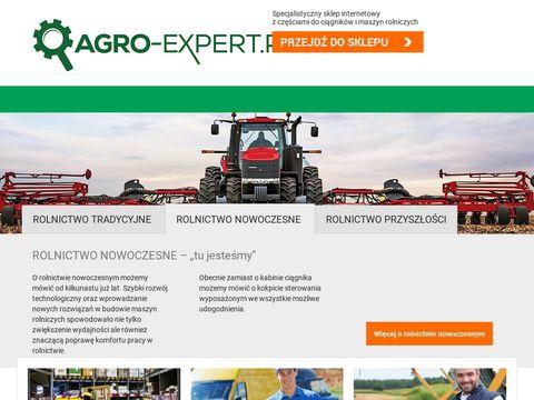 AGRO-EXPERT cz臋艣ci do kombajn贸w