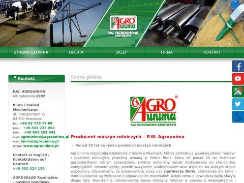 Www.agrounima.pl