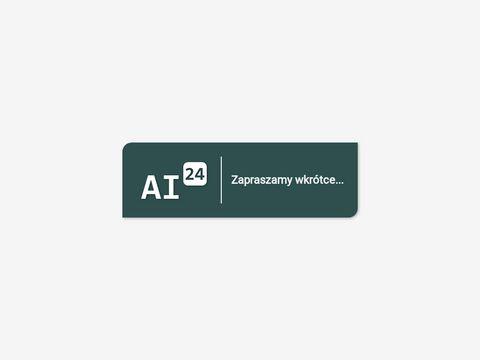 Serwis aplikacji internetowych ai24.eu