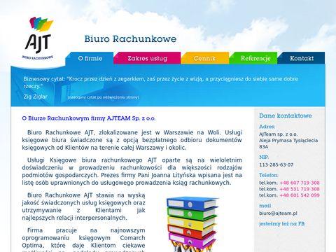 Biuro Rachunkowe AJT