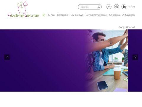 Szkolenie skuteczna komunikacja - akademiagier.com