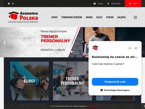"""Niepubliczna Plac贸wka Kszta艂cenia Ustawicznego """"Akademia Polska"""""""