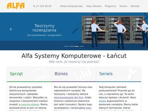 Alfa Systemy Komputerowe - �ańcut