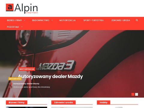 Prace na wysokoÅ›ci | Analiza termiczna | ALPIN-TERM