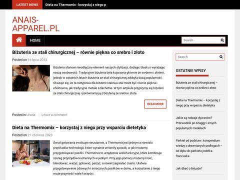 ANAIS APPAREL figi sklep online