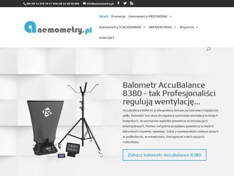 Anemometry.pl