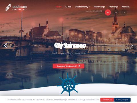 Pokoje Szczecin