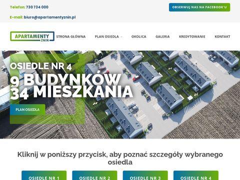 Apartamenty Żnin - Mieszkania Na Sprzedaż Żnin