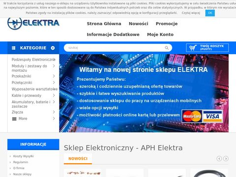 Podzespoły - aphelektra.com