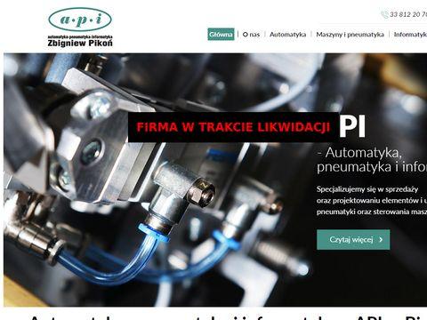 API automatyka Bielsko