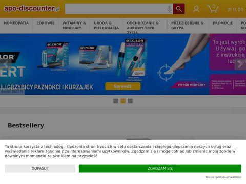 Apteka internetowa apo-discounter.pl