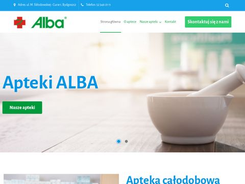 Apteka-alba.com.pl