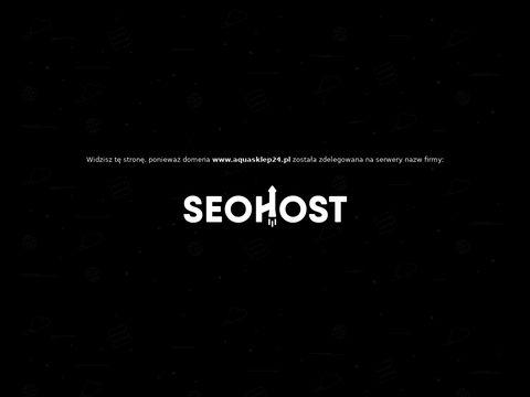 Sklep akwarystyczny AquaSklep24.pl - akwarystyka słodkowodna, morska, oczka wodne