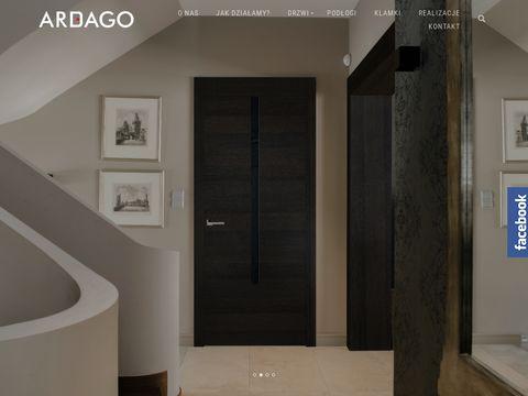 Drzwi wejÅ›ciowe - ardago.pl