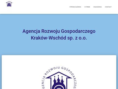 Agencja Rozwoju Gospodarczego Kraków-Wschód Sp. z o.o.