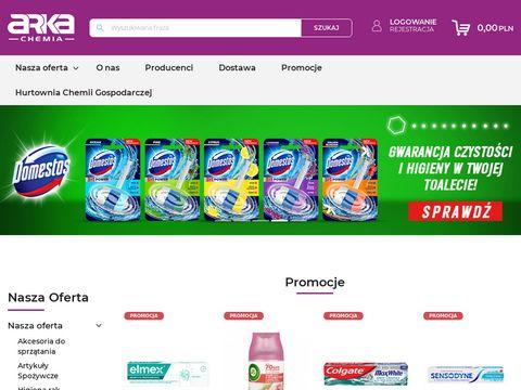 艢rodki czyszcz膮ce najwy偶szej pr贸by od Arkachemia.com.pl