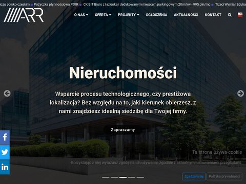 Agencja Rozwoju Regionalnego w Bielsku-Białej S A