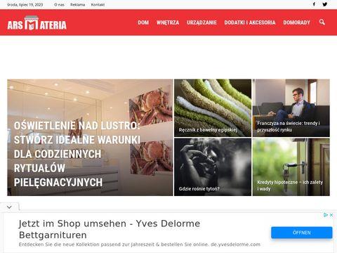Http://www.arsmateria.pl
