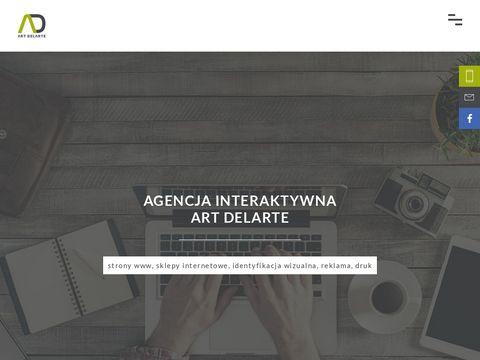 Tworzenie stron internetowych i szablonów allegro