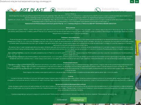 Tworzywa z recyklingu - artplastpet.pl
