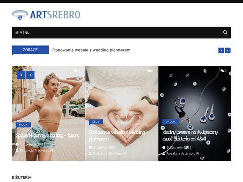 ArtSrebro - Biżuteria Artystyczna