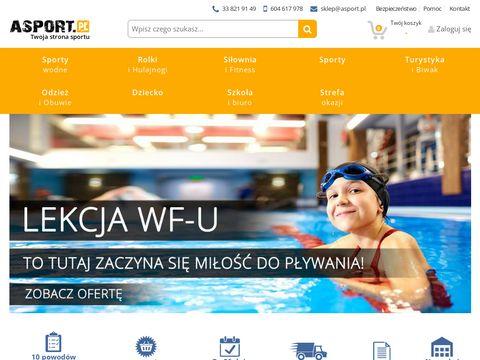 Asport.pl - sklep sportowy