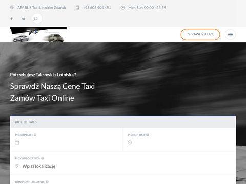 AerBus Taxi Gda艅sk