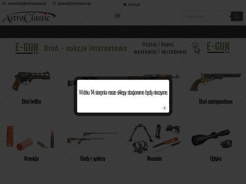AstroClassic - broń myśliwska i sportowa