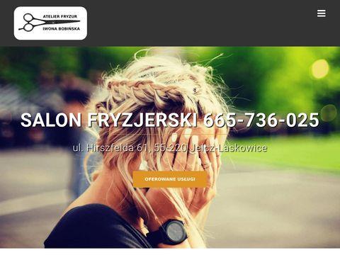 Fryzjer Jelcz 鈥� Atelier Fryzur