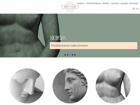 Atena Clinic – medycyna estetyczna i laseroterapia