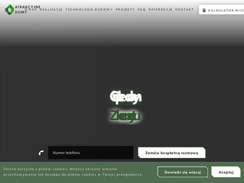 ATRAKCYJNE DOMY domy w 100 dni Warszawa