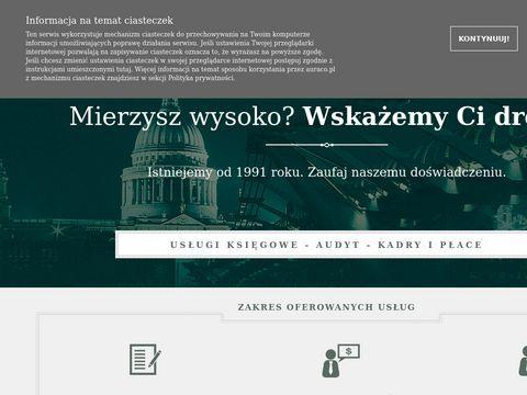 Audit.pl - Ksiegowo艣膰 Warszawa Ochota